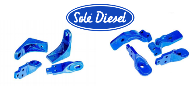 Kit Supports Solé Diesel